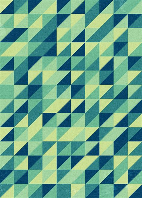pattern background tutorial create a retro triangular pattern design in illustrator