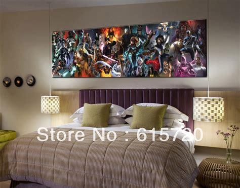 10 best marvel avengers wall decor ideas home design and avengers bedroom decor avengers print canvas print
