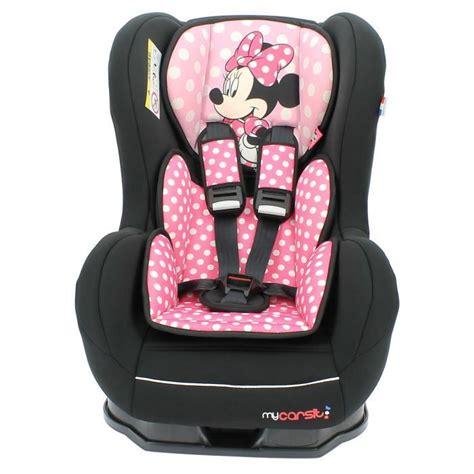 siege auto pour enfant de 4 ans si 232 ge auto disney de 0 224 18 kg avec protections lat 233 rales