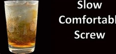 slow comfortable screw cocktail how to make a snakebite cocktail with southern comfort