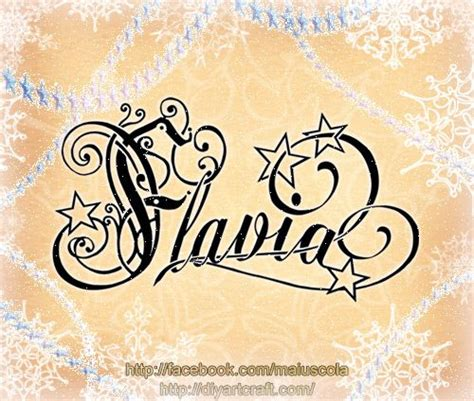 flavia tattoo what s your name pinterest tattoos