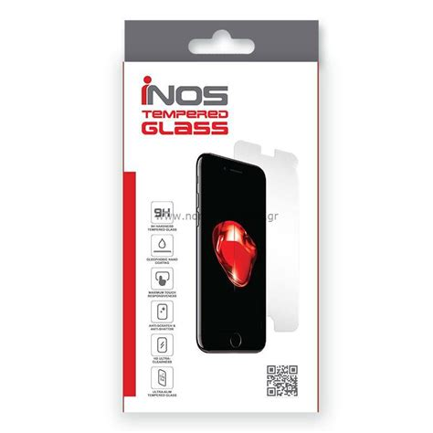tempered glass inos 9h 0 33mm sony xperia e3 1 τεμ tempered glass προστατευτικές