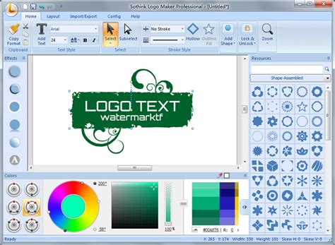 logo layout maker download sothink logo maker profesional full patch