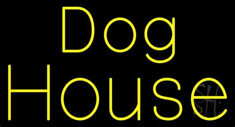 the dog house sign the dog house neon sign animals neon signs neon light