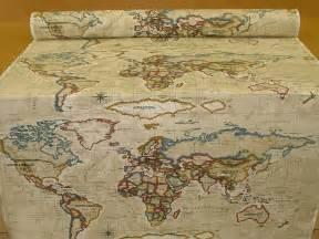 Fabric World Map pics photos interactive fabric map wonder of the world