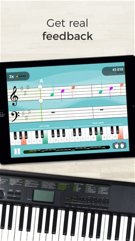 Play Store Yousician Yousician Piano Guitar Ukulele The Ultimate App To