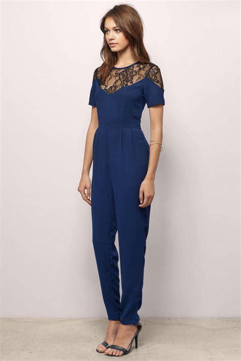 Jumpsuit Jamsuit Jumsuit Jumpsuit navy black jumpsuit blue jumpsuit lace jumpsuit 10 00