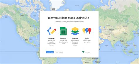 maps engine lite lancement de maps engine lite beta en fran 231 ais