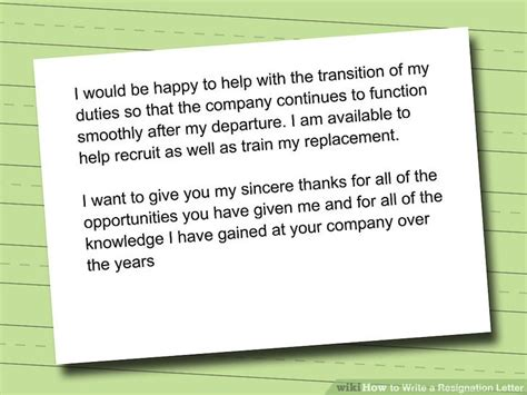 thank you letter to while resigning charming thank you letter after resignation to also