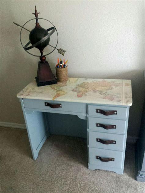 Decoupage Desk - 25 best ideas about decoupage desk on