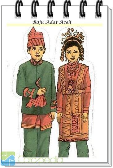 Tentang Baju Adat Aceh artikel tentang aceh baju adat aceh