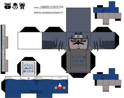 Cool Papercraft - cool shippuden papercraft japan media