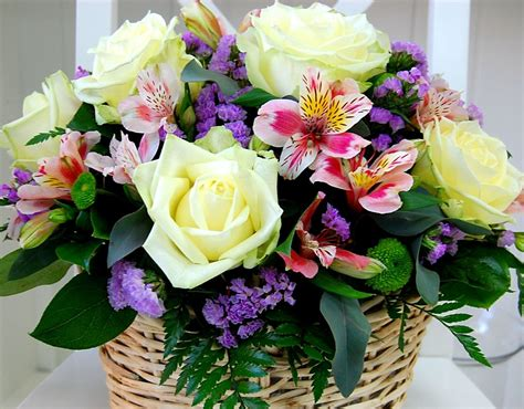 beautiful bouquet florist flower shop florist in modern beautiful bouquet of flowers with beautiful flower
