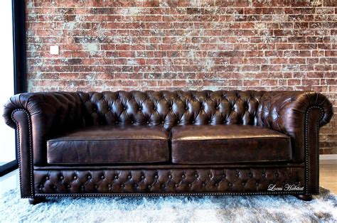 chesterfield style sofa chesterfield sofa singapore chesterfield style sofa