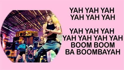 blackpink boombayah mp3 lirik chord blackpink boombayah mp3komplit video mp3 3 42