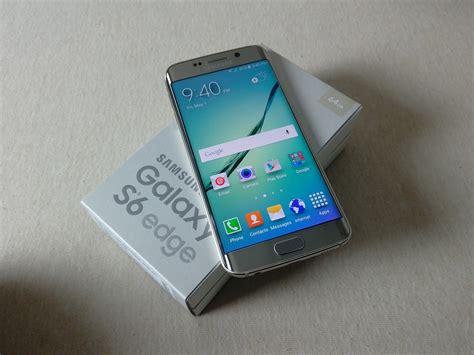 Samsung Galaxy S6 Edge 64gb Ume Gold Platinum 64gb samsung galaxy s6 edge gold platinum unboxing