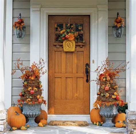 fall front door decorating ideas get inspired autumn decor ideas how to nest for less