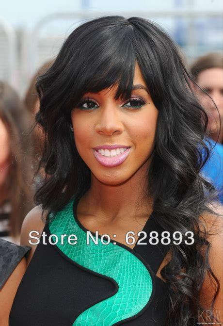 chinese bangs hairstyles for blacks chinese bangs black hairstyle
