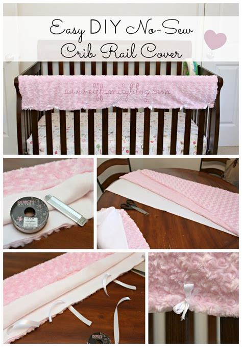 Diy Crib Rail Cover by Make Your Own Crib Rail Cover Woodworking Projects Plans