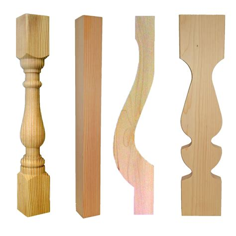 banister spindles wood spindles wood balusters western spindle