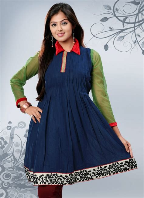 hairstyles for indian kurtis fashion fok womens girls summer kurti kurta with tights