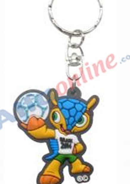 Gantungan Kunci Oleh2 Murah Negara Argentina alfamart official licensed merchandise fifa piala dunia brazil 2014 belalang tua