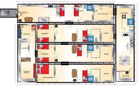 Underground Bunker Floor Plans by Xtreme Series Fallout Shelter The Eagle Rising S Bunkers