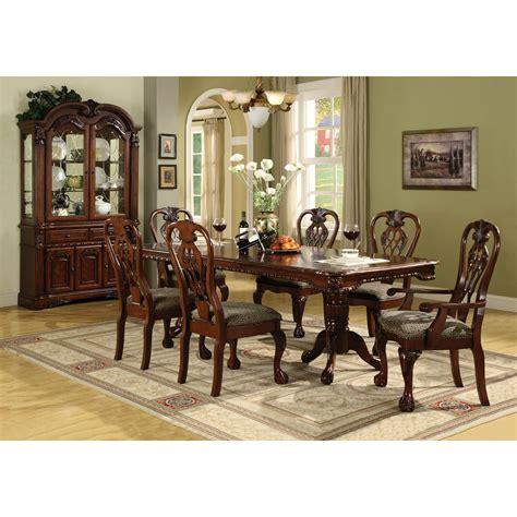 dining room groups crown mark brussels formal dining room group del sol