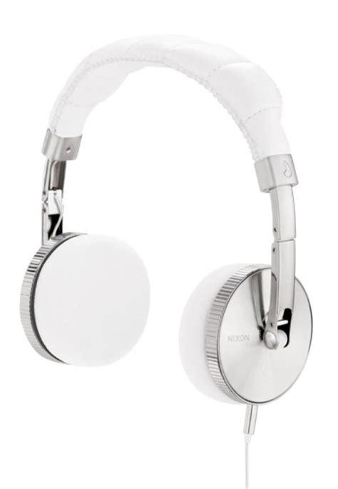 Earphone Headset Vivo Original White 1 nixon nomadic white headphones impericon worldwide