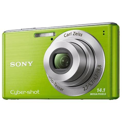 Kamera Sony Cybershot 14 1 Mp sony cybershot dsc w530 vert appareil photo num 233 rique sony sur ldlc