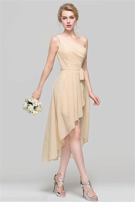 Robe Longue Pour Mariage Boheme - robe chic boh 232 me asym 233 trique courte devant longue derri 232 re