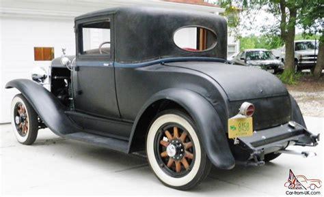 oakland pontiac 1929 oakland coupe pontiac s predecessor faster than