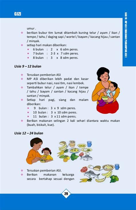 Buku Nutrisi Gizi Revolusi Makan buku kader seri kesehatan anak