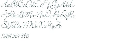 tattoo font elegant 18 tattoo fonts cursive elegant adine kirnberg font