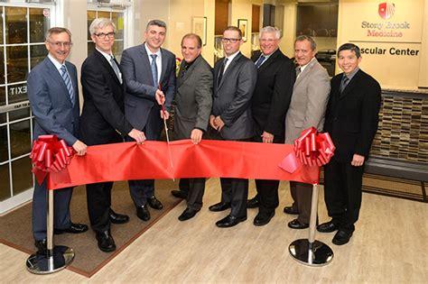 Stony Brook Executive Mba by Stony Brook Medicine Opens New Vascular Center Stony