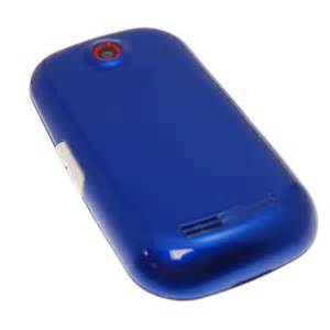 Samsung Touch Blue samsung genio touch back cover blue