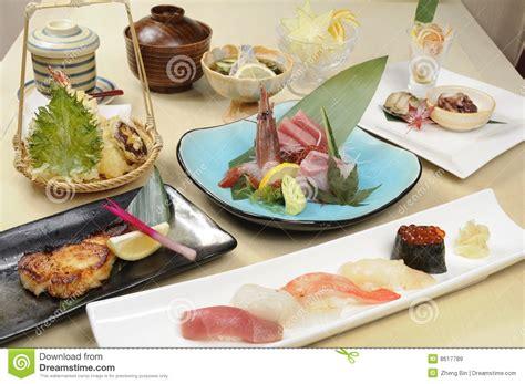 cuisine japonaise sant nourriture japonaise images libres de droits image 8617789