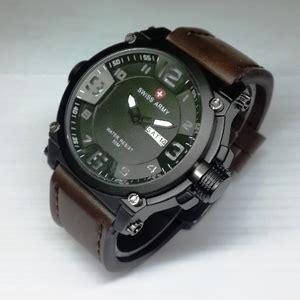 Jam Tangan Pria Swiss Army Sjg0342 Free Batrai Cadangan jual jam tangan pria swiss army timewatchshop