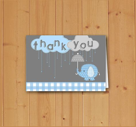 thank you note template baby shower 13 baby shower thank you notes psd eps pdf