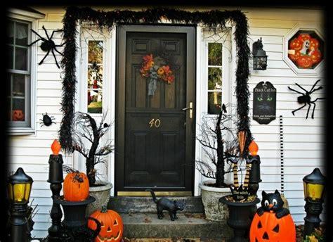 imagenes de halloween para decorar imagenes de halloween 35 ideas para decorar la puerta