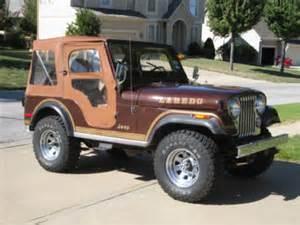 Jeep Cj5 Laredo Jeep Cj 1980 Jeep Cj5 Laredo V8 69k Original Rust Free