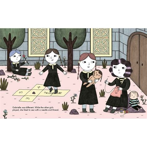coco chanel little people coco chanel little people big dreams picture book after alice gifts for girls