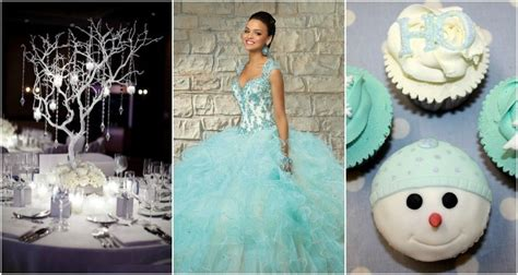 quinceanera themes for october watch out for these quinceanera winter trends quinceanera