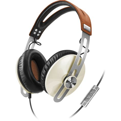 Sennheiser Momentum Headphones | sennheiser momentum headphones ivory 505994 b h photo video