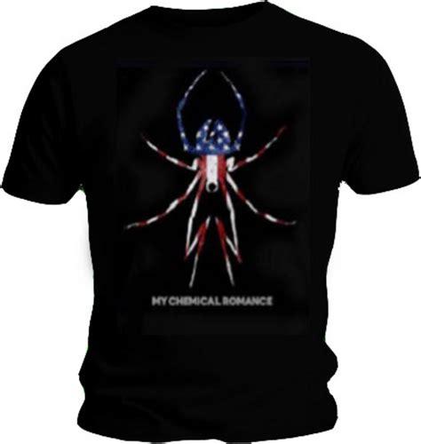 Tshirt G 13 official t shirt my chemical american widow l