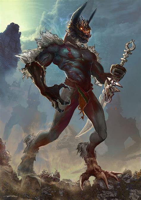 evil fantasy creatures www pixshark com images