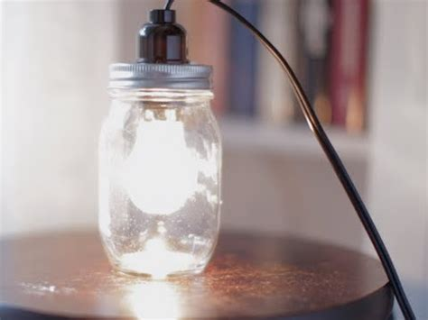 How To Make A Jar Light by Diy Jar L