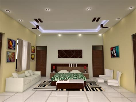 false designs for living room bed and pop ceiling
