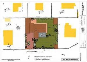 superb Construction D Une Piscine #1: exemple-plan-de-masse-existant-dp-2-declaration-prealable-de-travaux-piscine_2-846x599.jpg