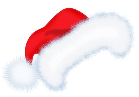 large santa hat png transparent clipart clipart best
